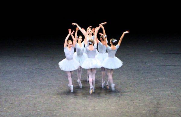 ウィーン国立歌劇場で行われた面白バレエ