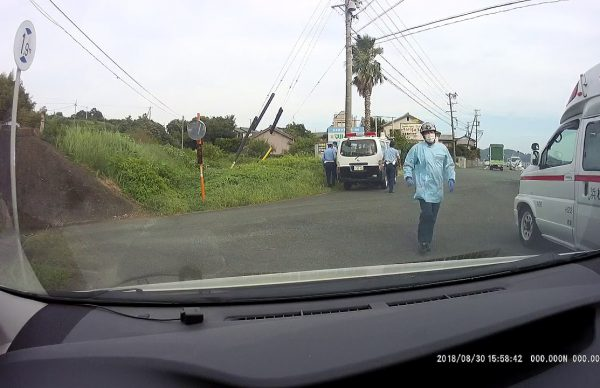 スピード違反取締の実態!人の命より、交通取り締まり優先